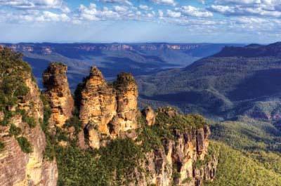 Blue Mountains with Featherdale Wildlife Park Thumbnail