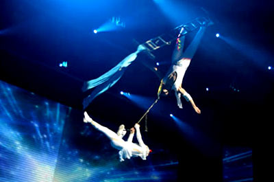Acrobatic Show with dinner Thumbnail