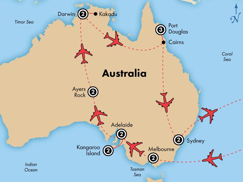 18 Day Australias Hidden Character