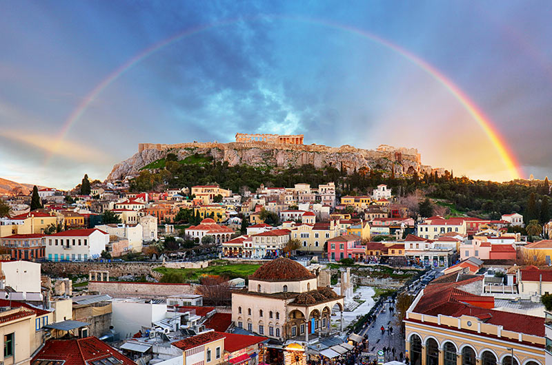 Discovery Greece - The Birthplace of Civilization