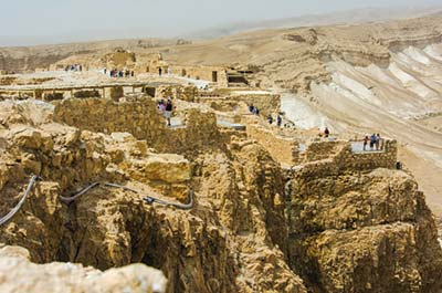 Full Day Masada & Dead Sea Thumbnail