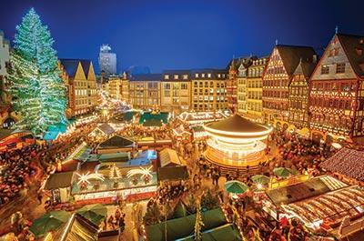 Thanksgiving & Christmas Markets